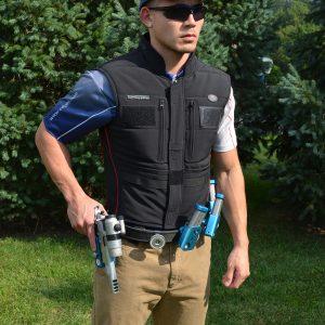 Double Alpha – CED Shooting Vest