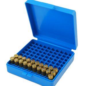 Dillon ammo box – 100 Rounds