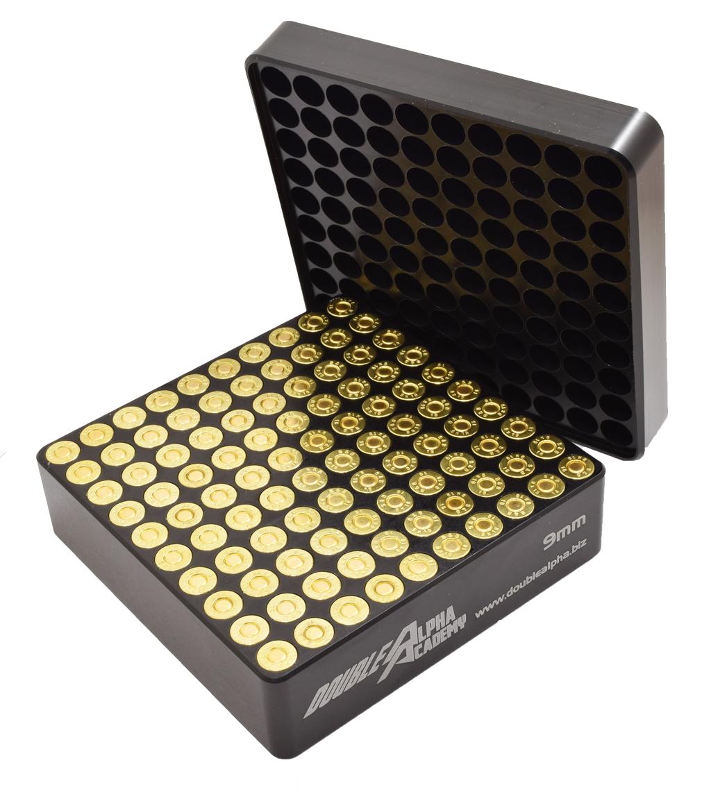 Double Alpha 9 mm 100 Round Dropper block